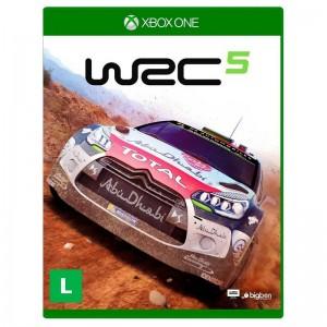 WRC 5: FIA World Rally Championship - Xbox One