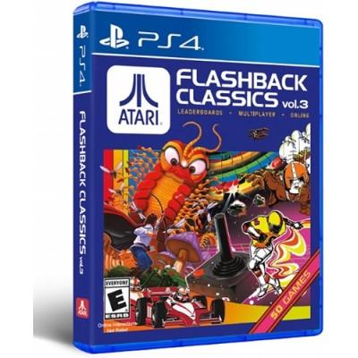 Atari Flashback Classics Volume 3 - PS4
