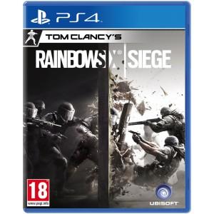 RAINBOW SIX SIEGE - PS4