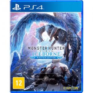 Monster Hunter: Iceborne - PS4