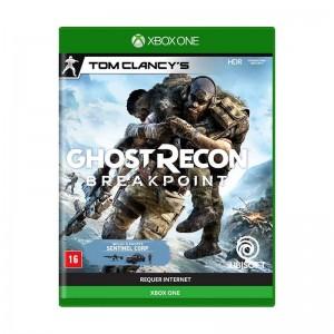 Tom Clancy's Ghost Recon Breakpoint (Edição de Lançamento) - Xbox One