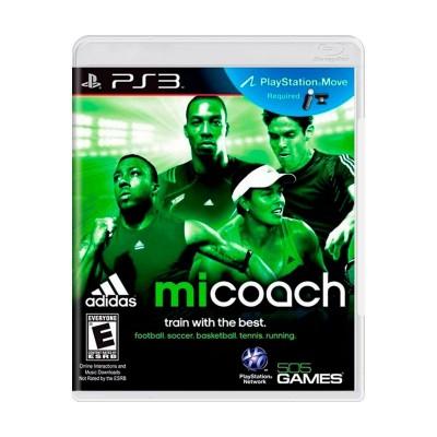Adidas miCoach - PS3