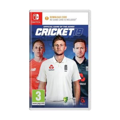 Cricket 19 - Switch