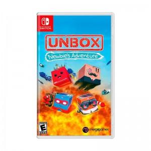 Unbox: Newbie's Adventure - Switch