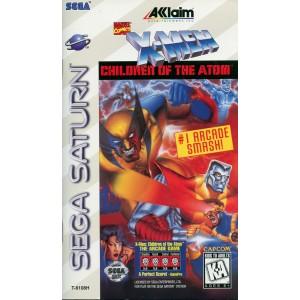 X-Men: Children of the Atom (Sega Saturn)