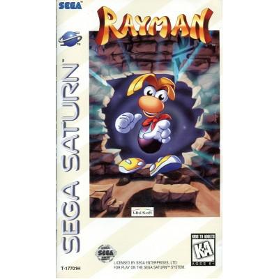 Rayman (Sega Saturn)