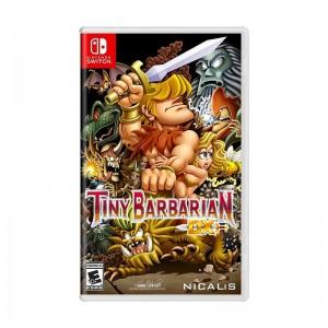 Tiny Barbarian DX - Switch