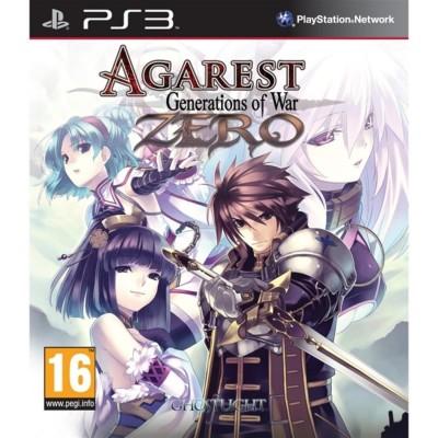 Agarest: Generations Of War Zero Standard Ed. - PS3