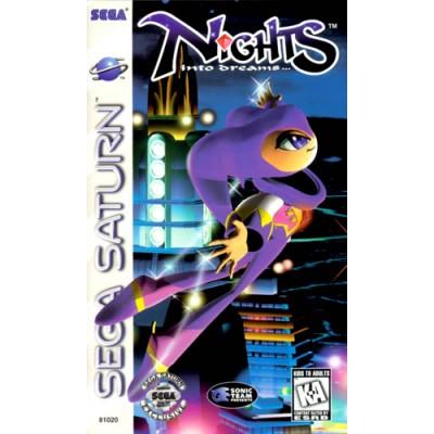 Nights into Dreams (Sega Saturn)