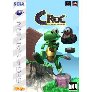 Croc A Lenda de Gobbos (Sega Saturn)