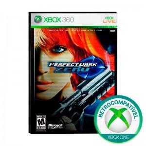 Perfect Dark Zero (Limited Collector's Edition) - Xbox 360