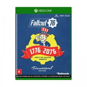 Fallout 76 (Edição Tricentenária) - Xbox One