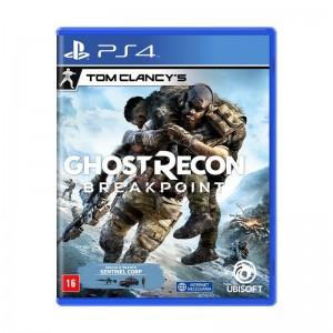 Tom Clancy's Ghost Recon Breakpoint (Edição de Lançamento) - PS4