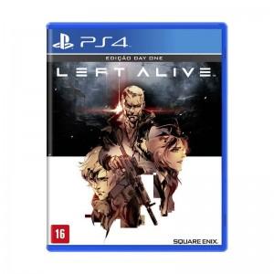 Left Alive (Edição Day One) - PS4