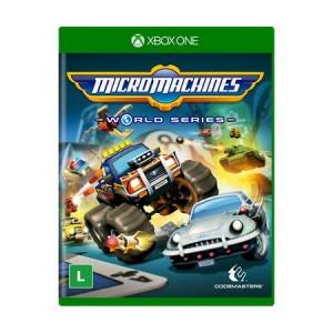 Micro Machines: World Series - Xbox One