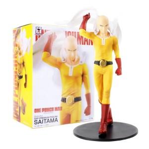 One punch man Saitama DXF Premium Figure