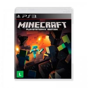 Minecraft: PlayStation 3 Edition - PS3