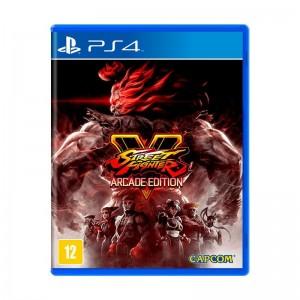 Street Fighter V (Arcade Edition) - PS4