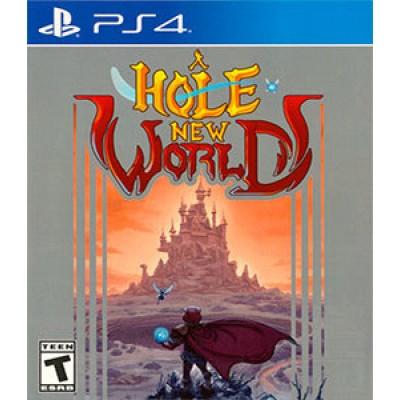A Hole New World - Ps4
